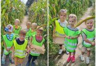 Wycieczka Piratów na pole kukurydzy